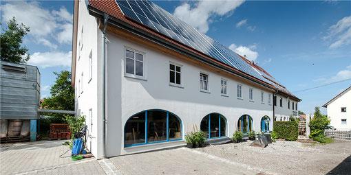 Die Schreinerei Hofmann zu Schöneberg im Juli 2013