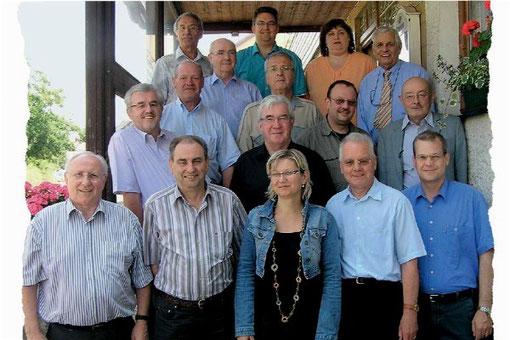 FSB-Präsidium 2010