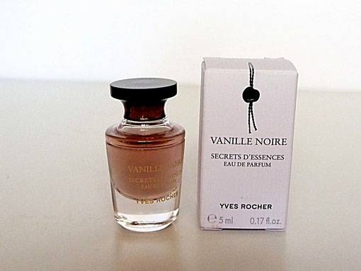 VANILLE NOIRE - EAU DE PARFUM 5 ML