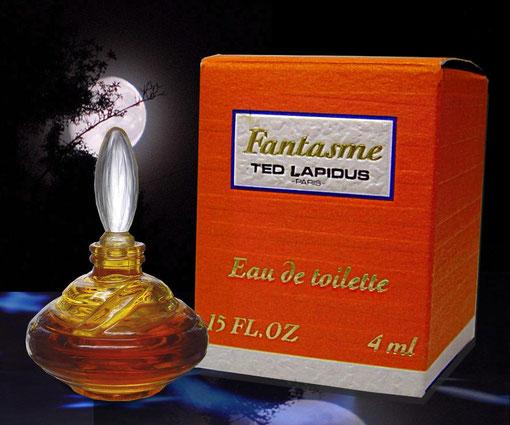 TED LAPIDUS : FANTASME, EAU DE TOILETTE 4 ML