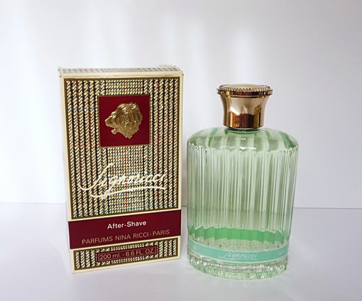 SIGNORICCI : LOTION AFTER SHAVE 200 ML - FLACON LALIQUE