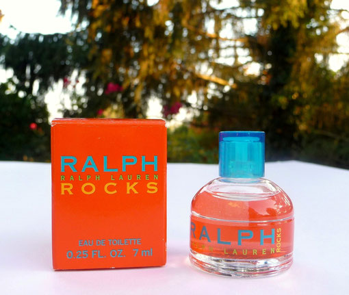 2007 - RALPH LAUREN - RALPH ROCKS : EAU DE TOILETTE 7 ML