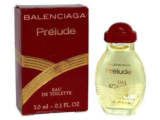 BALENCIAGA - PRELUDE  : EAU DE TOILETTE 3 ML