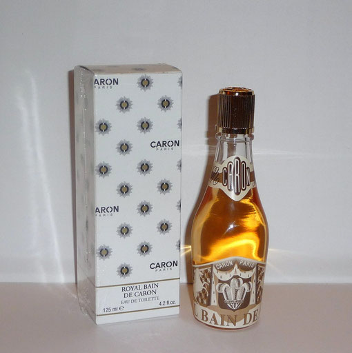 1944 : ROYAL BAIN DE CARON - EAU DE TOILETTE 125 ML