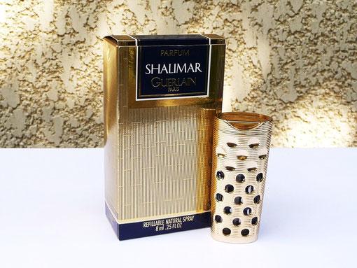 SHALIMAR VAPORISATEUR DE SAC - PARFUM 8 ML