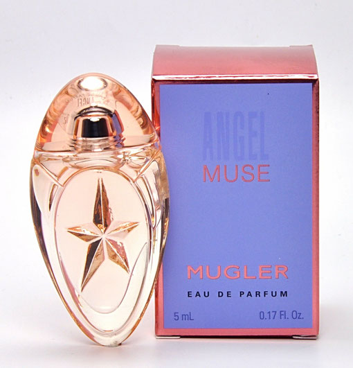2016 - ANGEL MUSE : MINIATURE EAU DE PARFUM 5 ML