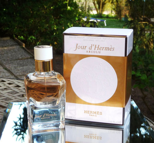 HERMES - JOUR D'HERMES ABSOLU : VAPORISATEUR EAU DE PARFUM 50 ML