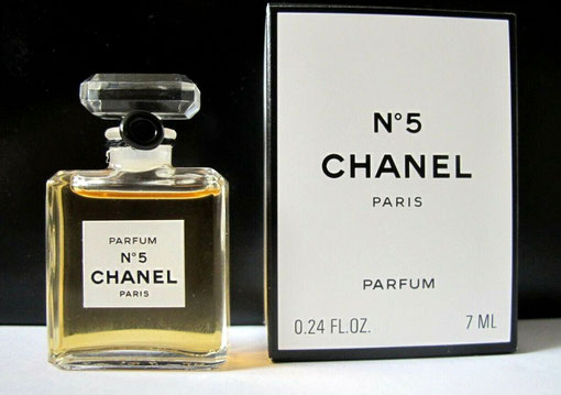 CHANEL - N° 5 PARFUM, 7 ML