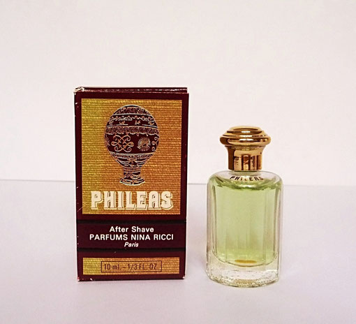PHILEAS - AFTER SHAVE 10 ML