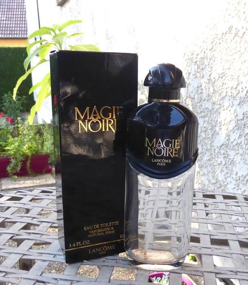 MAGIE NOIRE - FLACON VAPORISATEUR EAU DE TOILETTE 100 ML