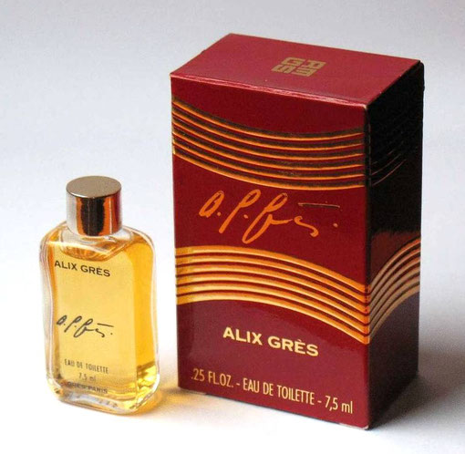 CREATION ALIX GRES - EAU DE TOILETTE 7,5 ML