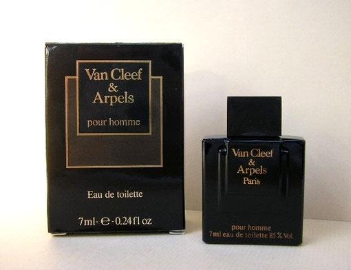 VAN CLEEF & ARPELS POUR HOMME - EAU DE TOILETTE POUR HOMME - 7 ML (CONTENANCE DIFFERENTE)
