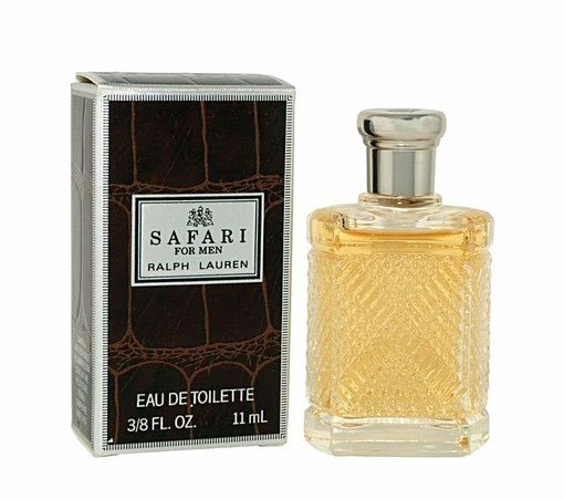 SAFARI FOR MEN - EAU DE TOILETTE 11 ML