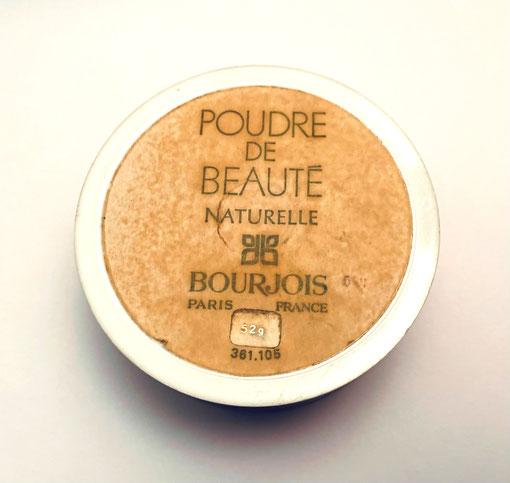 BOURJOIS - POUDRE DE BEAUTE NATURELLE