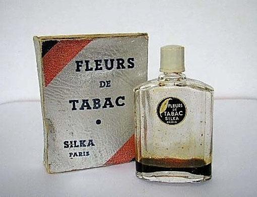 SILKA : FLEURS DE TABAC