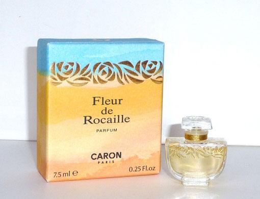 FLEUR DE ROCAILLE - FLACON 1ère TAILLE : PARFUM 7,5 ML