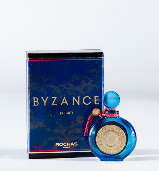 BYZANCE - PARFUM 7,5 ML : FLACON IDENTIQUE A LA PHOTO PRECEDENTE