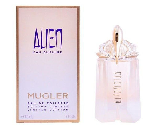 2017 - ALIEN EAU SUBLIME - EAU DE TOILETTE EDITION LIMITEE 60 ML