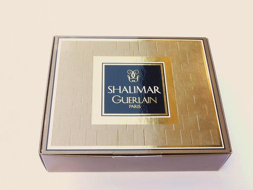 COFFRET SHALIMAR DORE
