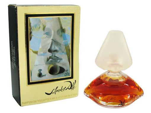 SALVADOR DALI - PARFUM DE TOILETTE 5 ML