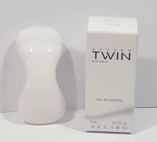 AZZARO TWIN WOMEN - EAU DE TOILETTE 5 ML