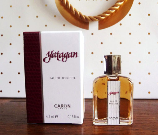 YATAGAN - EAU DE TOILETTE 4,5 ML