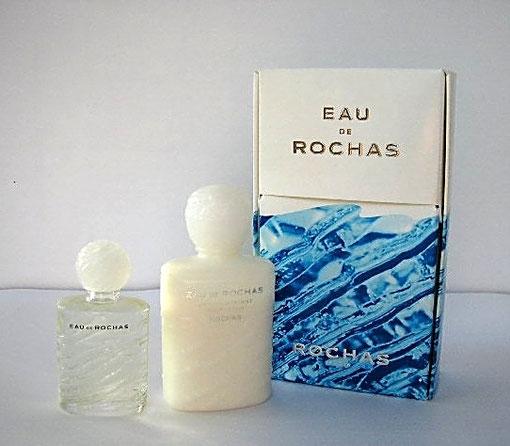 COFFRET EAU DE ROCHAS (POUR FEMME) - IDENTIQUE A LA PHOTO PRECEDENTE