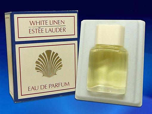 WHITE LINEN - EAU DE PARFUM, BOUCHON PLASTIQUE BLANC