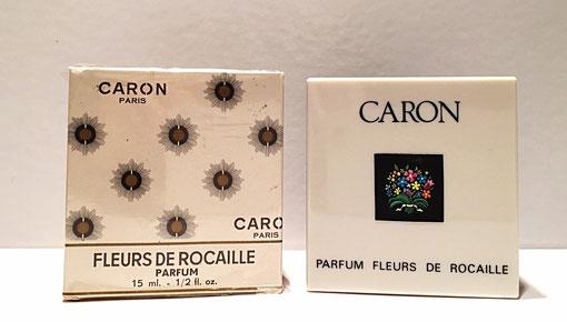 PARFUM 15 ML -  SOUS DOUBLE BOÎTE EN CARTON ET EN PLASTIQUE