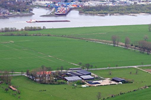 Hof Copray am Rhein