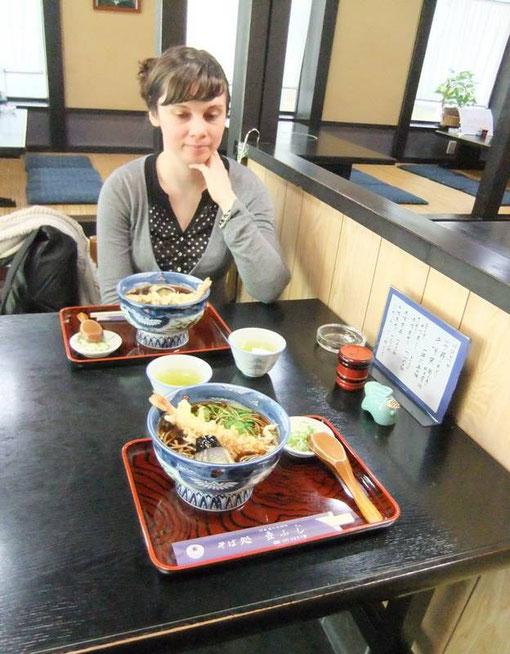 Itō - restaurant - Soba Tsubo Fuji