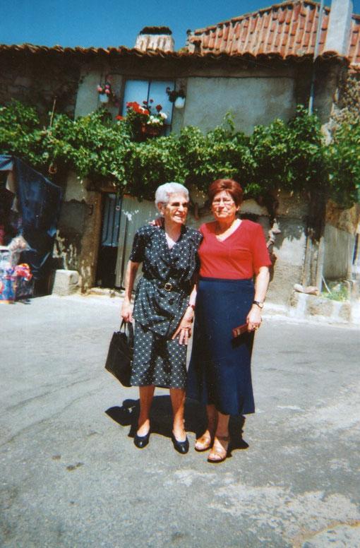 Mamá & Carmina. F. Merche.