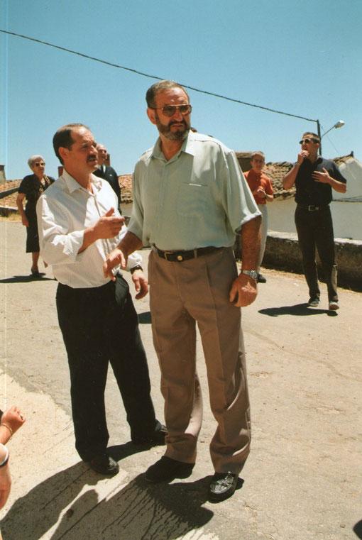 Fernando & Pepe. F. Merche.
