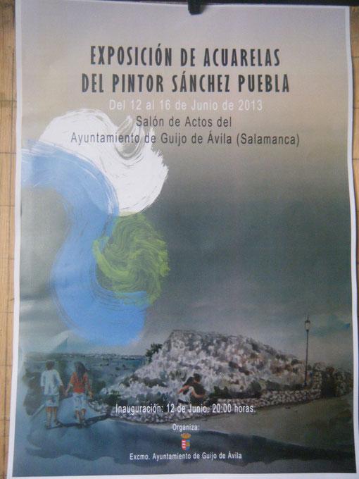 Exposición: Guijo de Ávila 2013.