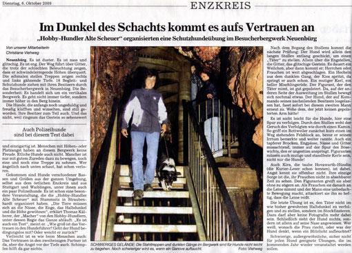 Pforzheimer Kurier - 06.10.2009