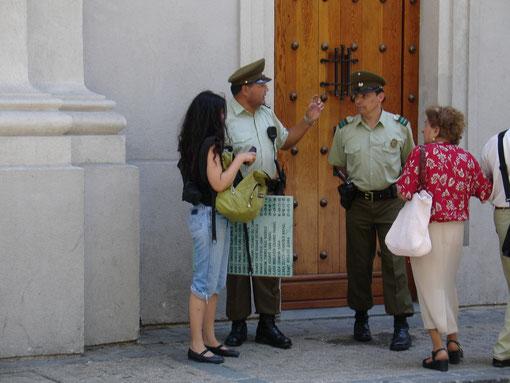 Intervención pública.Pedazo de desapación.2006