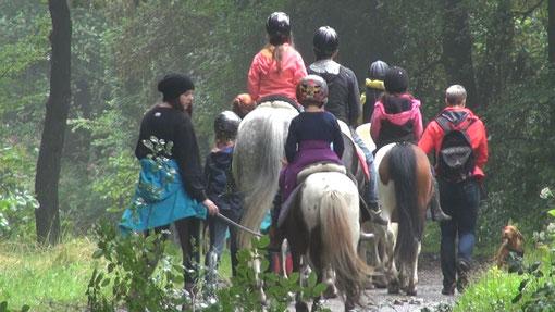 Ponyreiten in der Nachbarschaft von Overath