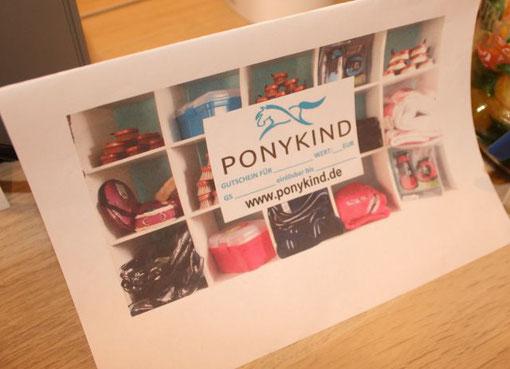Geschenke rund ums Pony für Kindergeburtstage in Köln finden