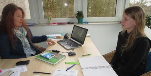 Persönliche Betreuung beim Schülerpraktikum in Moitzfeld Bensberg Bergisch Gladbach