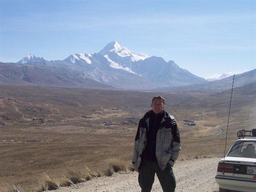 Der Huayna Potosi