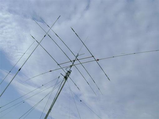 IZ8GGE-Dirett.DHF6 con Kit 40 metri - Dipol.Rotativo 40 m (L.18,15)