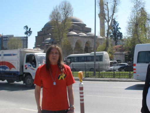 Я в Стамбуле ...