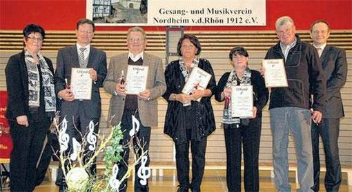 Festkommers zum 100-jährigen - 28. Januar 2012