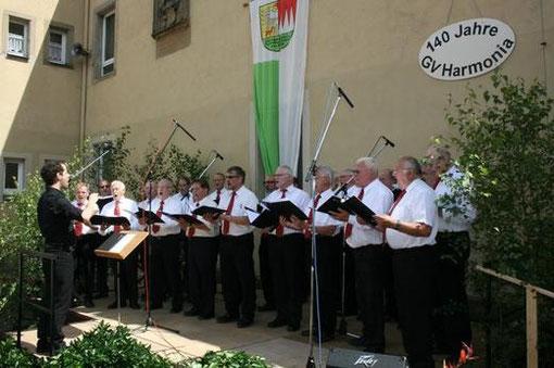Männerchor - Leitung: Alexandru Chepa - 2012