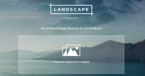 landscape, websitetipps