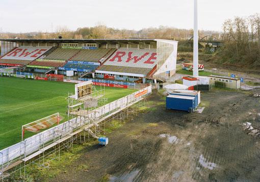 © Matthias Koch: Stadion von Rot-Weiß Essen (2009)