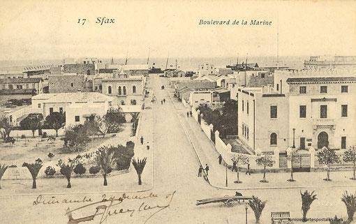 boulevard de la marine