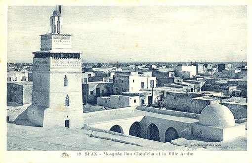 mosquée Bou Chouicha