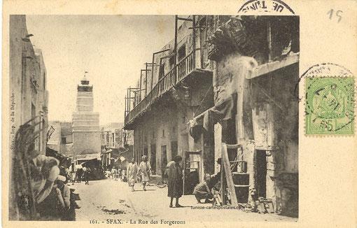 rue des forgerons