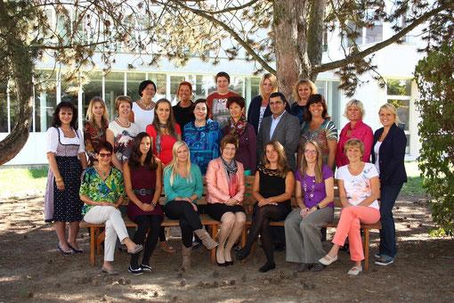 Lehrerinnen und Lehrer 2013/14